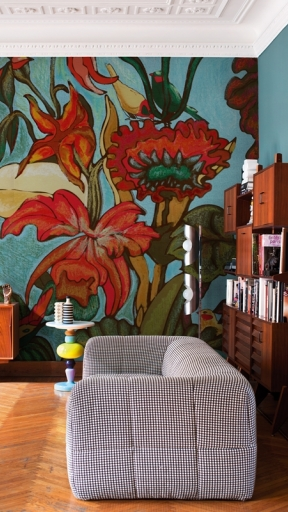 Fiore Mio by Wall and Deco