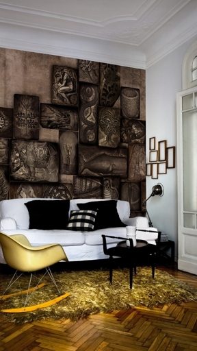 Relief by Wall and Deco