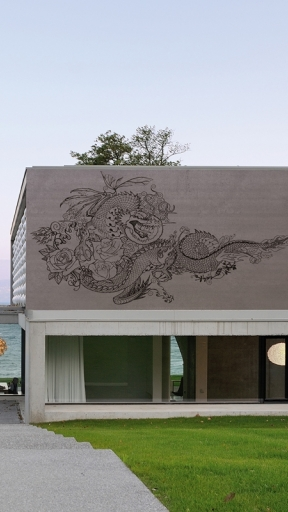 Dragon-Power by Wall and Deco