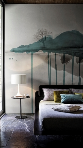 Cloud Brush by Wall and Deco