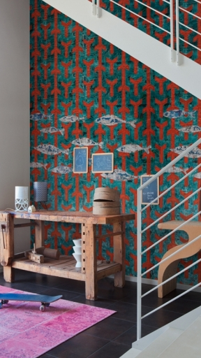FISH WISH by Wall and Deco