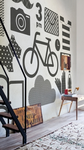 FLAT ICON by Wall and Deco
