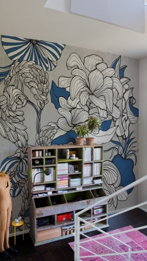 GRAFFITISME by Wall and Deco