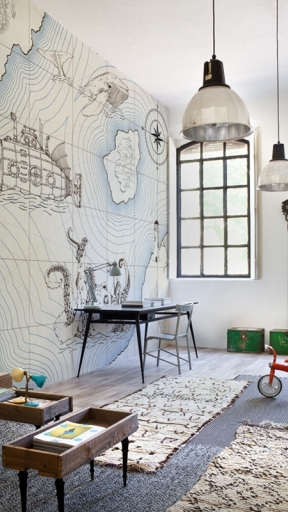 JULES by Wall and Deco