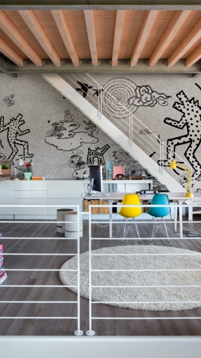 KEITH BAU by Wall and Deco