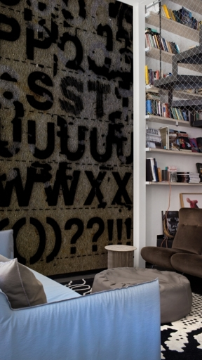 LETRA-SET by Wall and Deco