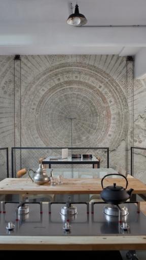 MANDALA by Wall and Deco