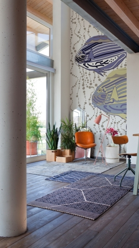 NU OCEAN by Wall and Deco