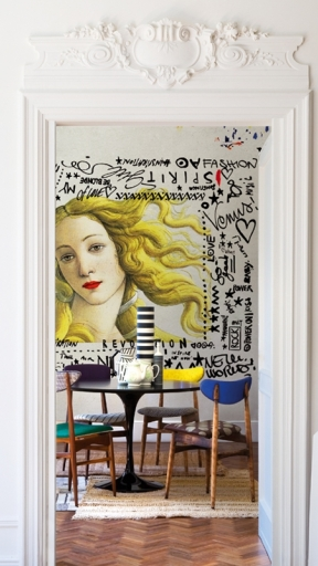 PRINTEMPS by Wall and Deco
