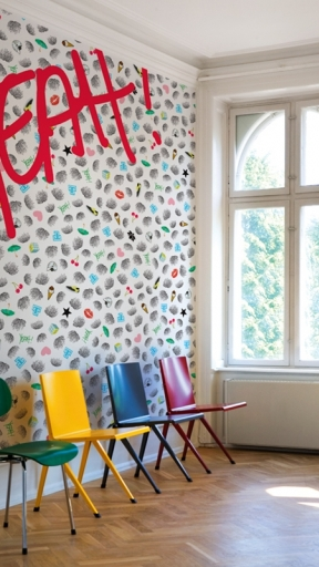 YEAH! by Wall and Deco