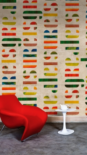 LEISURE IS GREAT by Wall and Deco