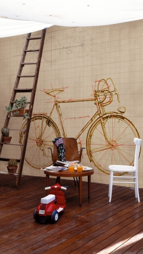 GRANFONDO by Wall and Deco