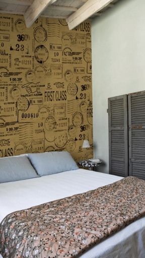 SEND YOUR THOUGHT by Wall and Deco