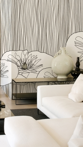 LOTUS by Wall and Deco