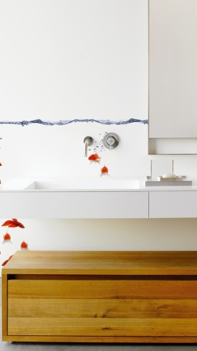 MICROCOSMOS by Wall and Deco