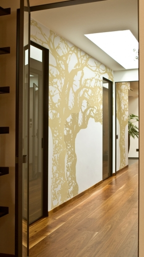 UNDRESSED AVENUE by Wall and Deco