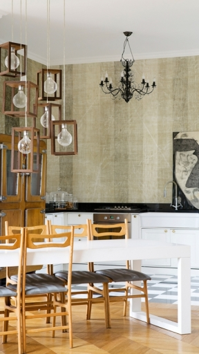 STRIPING by Wall and Deco