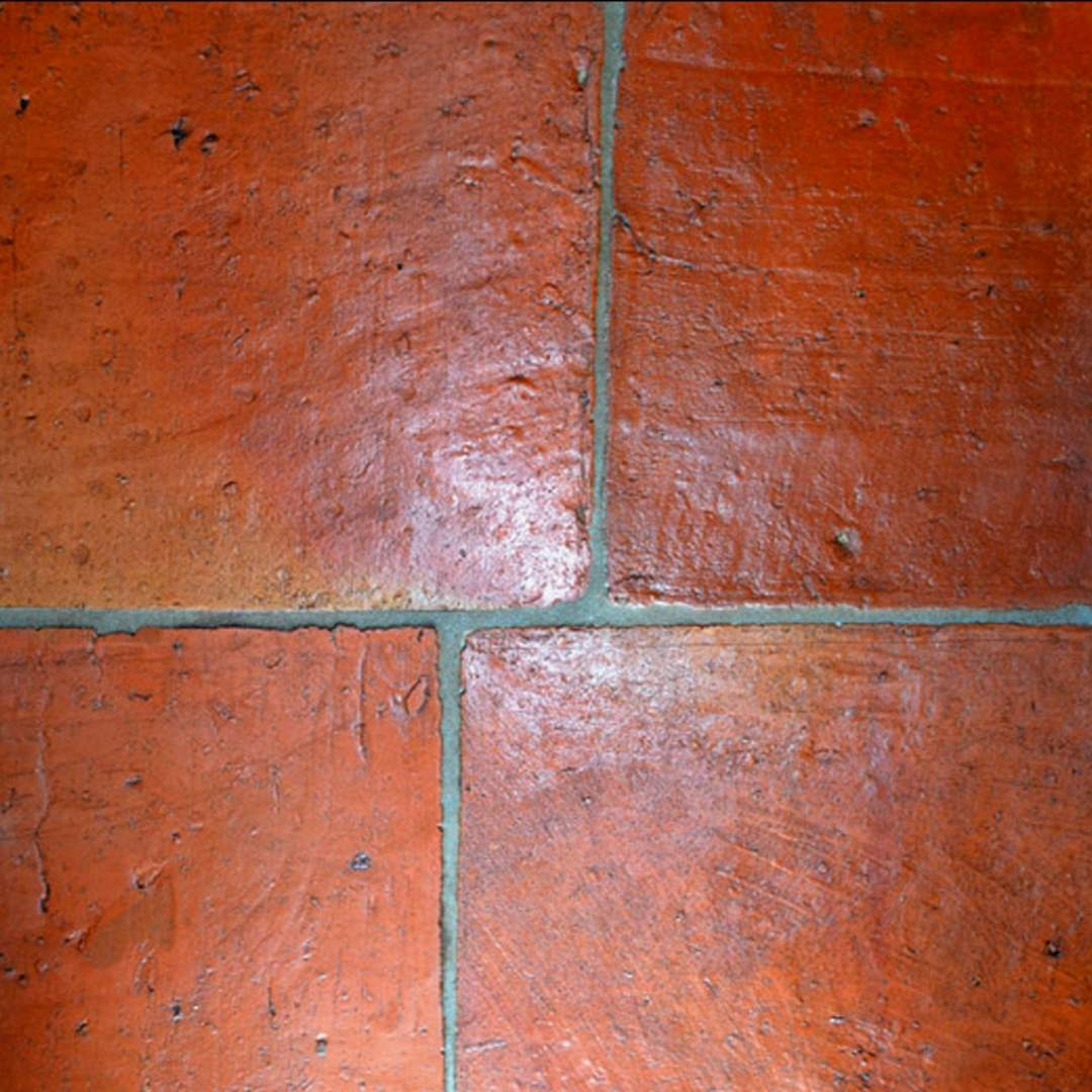 Semi Hand made Terracotta Tiles