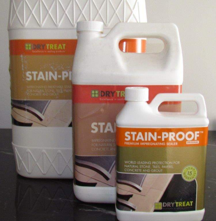 Dry Treat Stain Proof Sealer