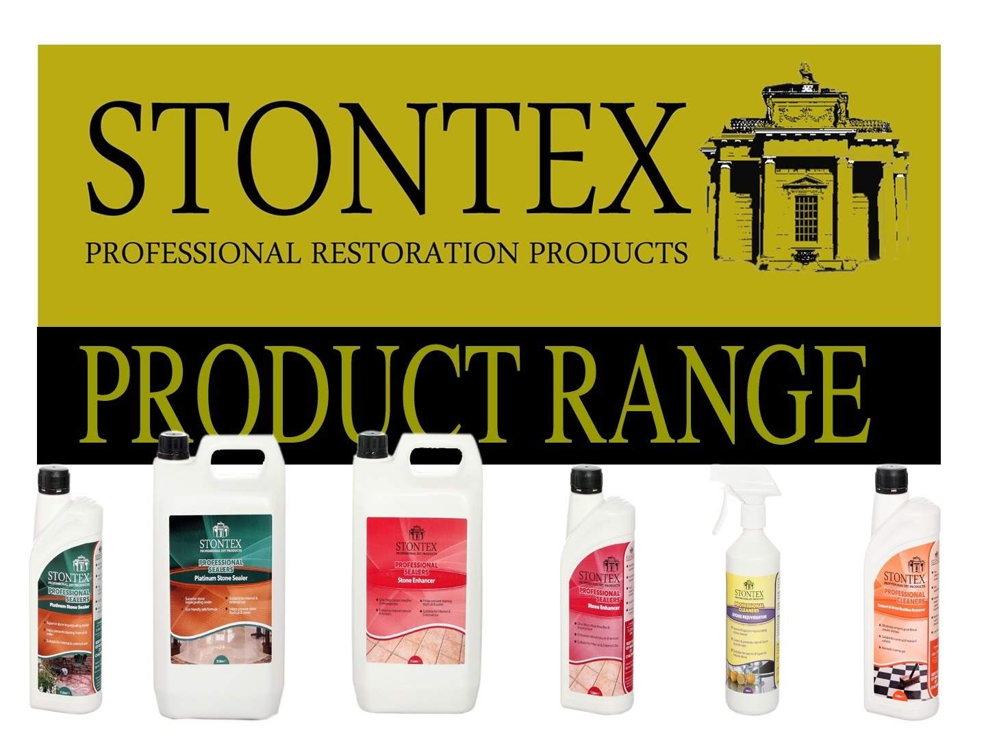 Cleaner for Natural Stone Tiles