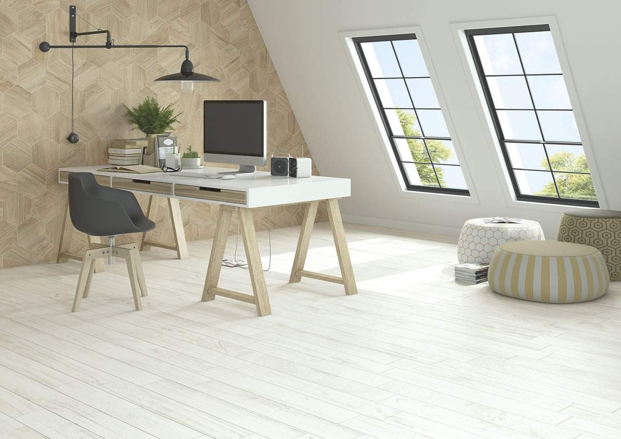 Great Value Wood Effect Tiles