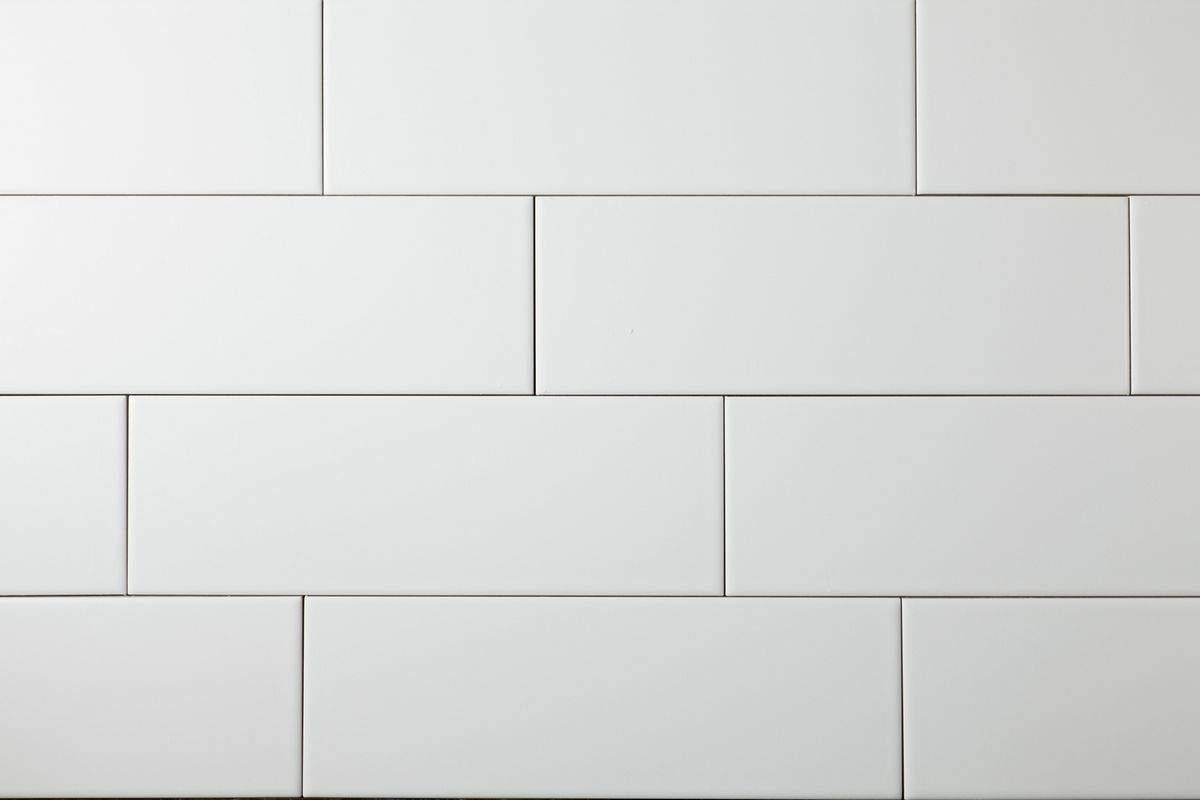 Matt White Subway Tiles Ireland