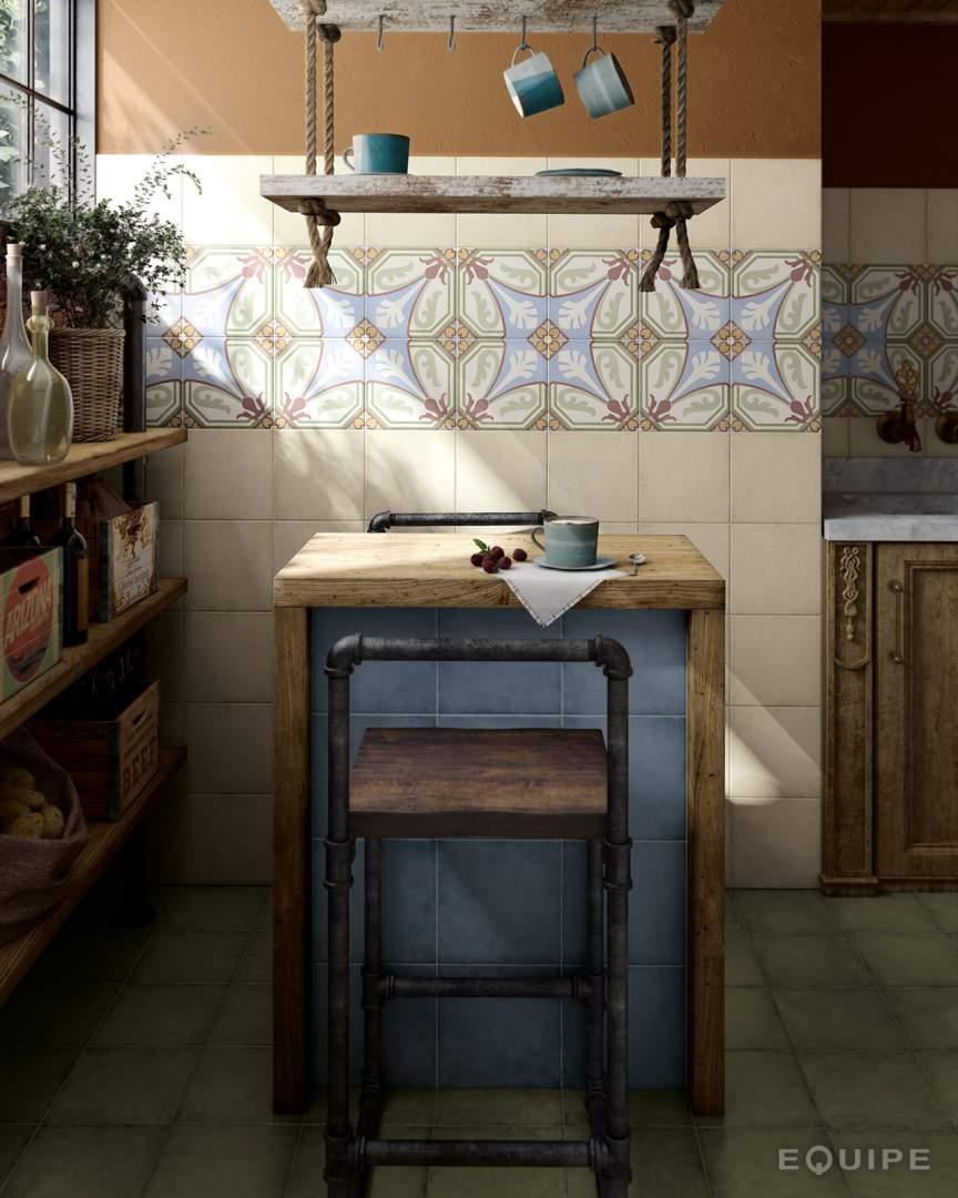 Encaustic tiles - The Art Nouveau Collection Ireland Stunning