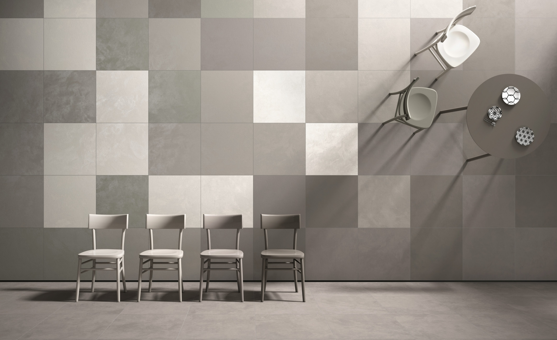 The Seamless Collection - Italian Tile and Stone Dublin Ireland Grey