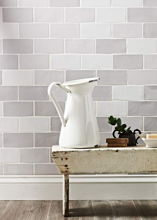 Grey Metro Tiles Mix Ireland