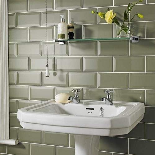 Sage Subway Tiles Ireland