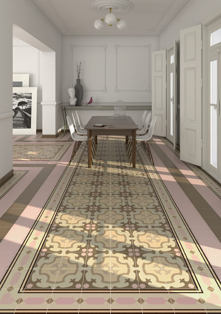 Encaustic Tiles The 1900 Victorian Tile Collection