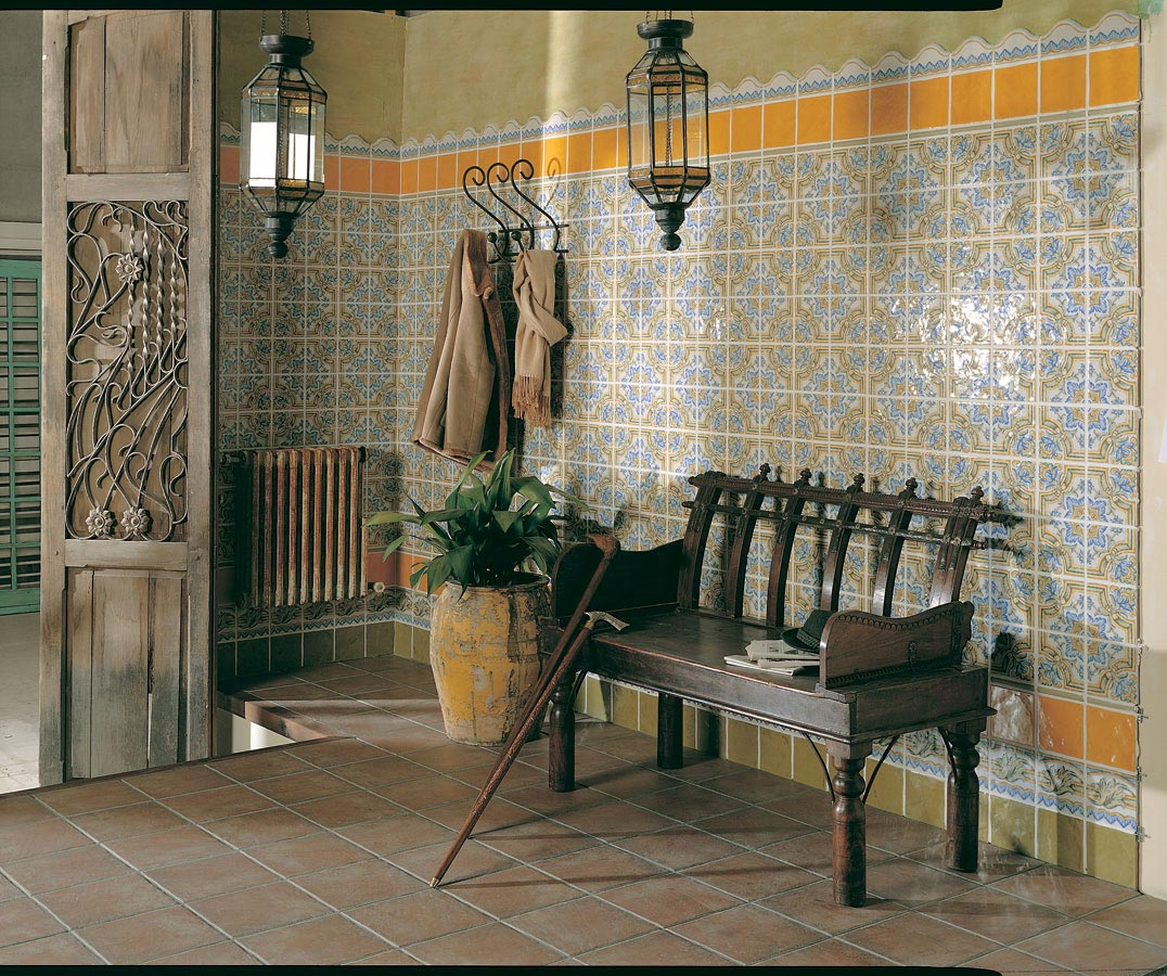 Aranda Traditional Spanish Tiles Italian Tile Amp Stone