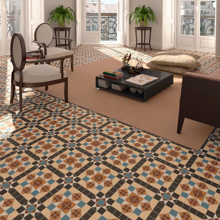 Victorian Kitchen Floor: Exquisite Victorian Tiles Styles