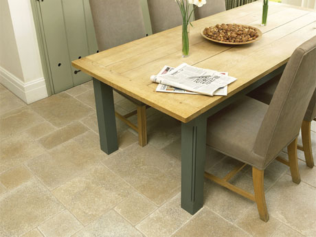 Aged Limestone Tiles. Chenzira Brushed Limestone Tiles from Tiles.ie Dublin