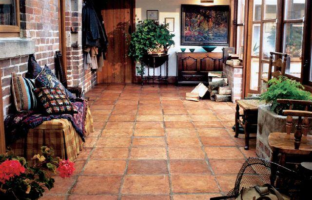 Buy Hand Made Terracotta Tiles in Ireland from Italian Tile and Stone Dublin