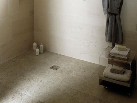 Sleek Moleanos Blue Limestone Floor Tiles from Italian Tile and Stone Dublin