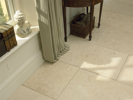 Palestinian Pierena Limestone Tiles from Italian tile and Stone Dublin
