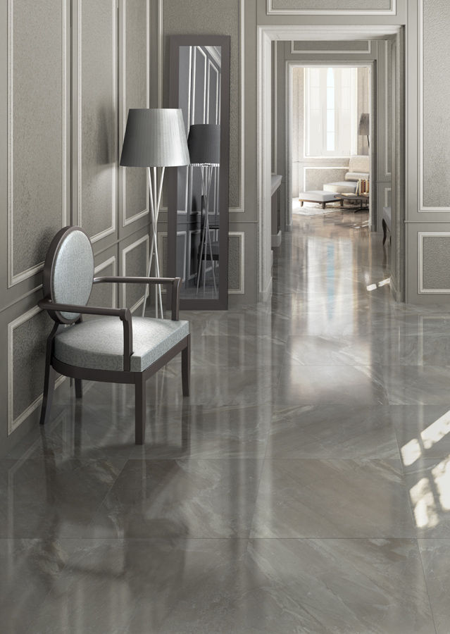 Buy Marble Effect Polished Porcelain Tiles Ireland At