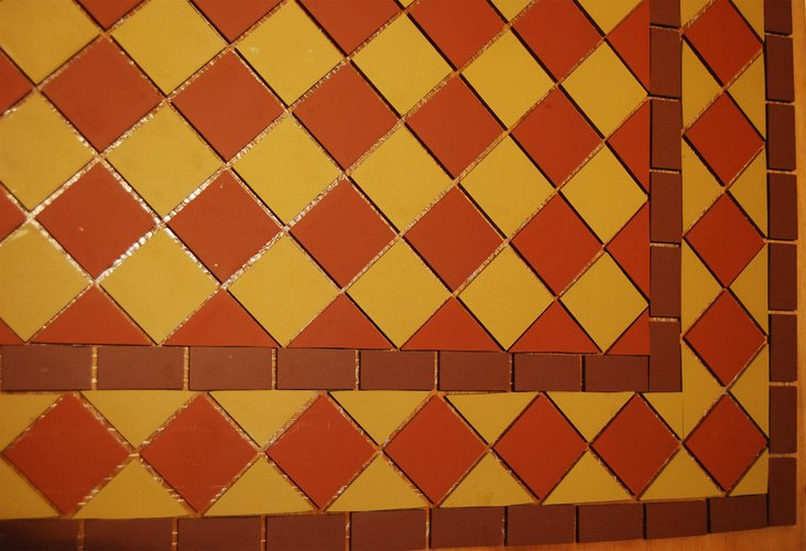 Buy Victorian Quarry Tiles in Dublin at Italian Tile and Stone - Tiles.ie