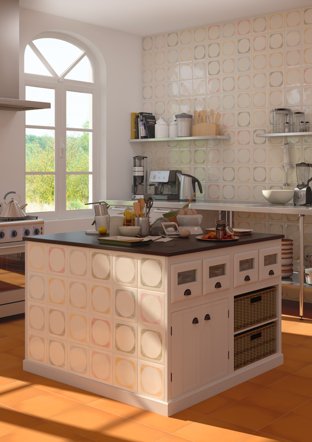 Old Style Tiles with a Modern Twist from Italian Tile and Stone Dublin