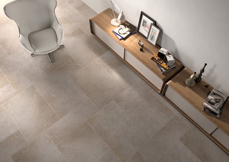 Simple Elegant Porcelain Tiles - The Dolmen Collection from Italian Tile and Stone Dublin