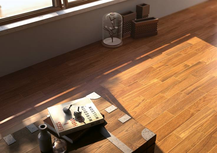 Beautiful Natural Grain Wood Look Porcelain Tiles from Italian Tile and Stone Dublin