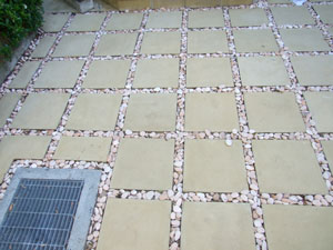 Keep Stains away from Outdoor paving with Sealers from Italian Tile and Stone Dublin