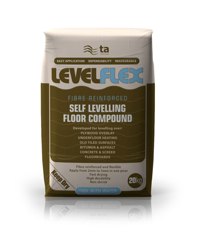 Buy Fibre Reinforced Levelling Compound To 50mm Italian Tile Dublin