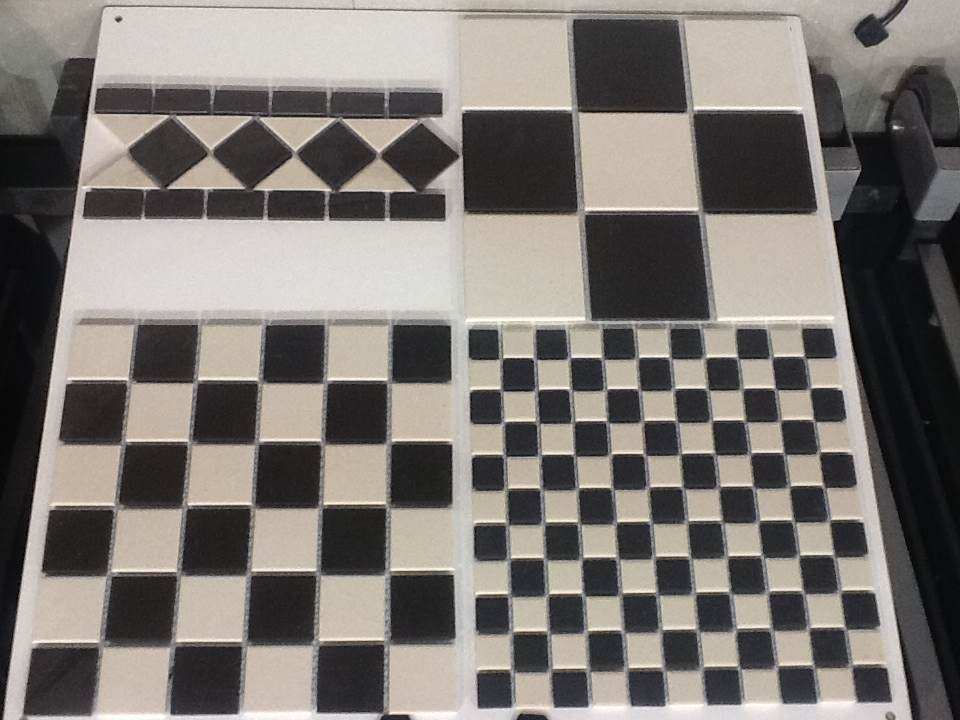 Buy Victorian Black and White Quarry Tiles Dublin at Tiles.ie Terenure