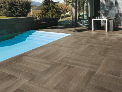 Nuances Subtle Wood Effect Tiles For Indoor And Outdoor