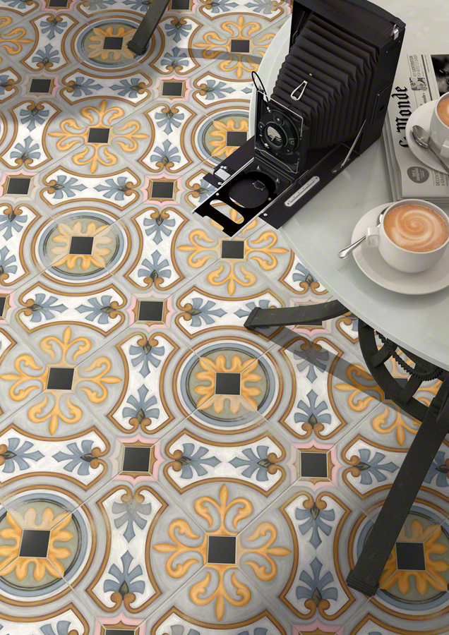 Bohemian Encaustic Tiles Ireland At Italian Tile And Stone