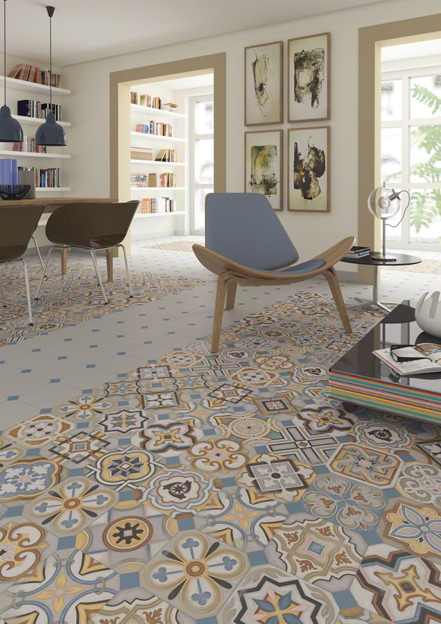 Eclectic Italian Tiles Ireland from Italian Tile and Stone Dublin