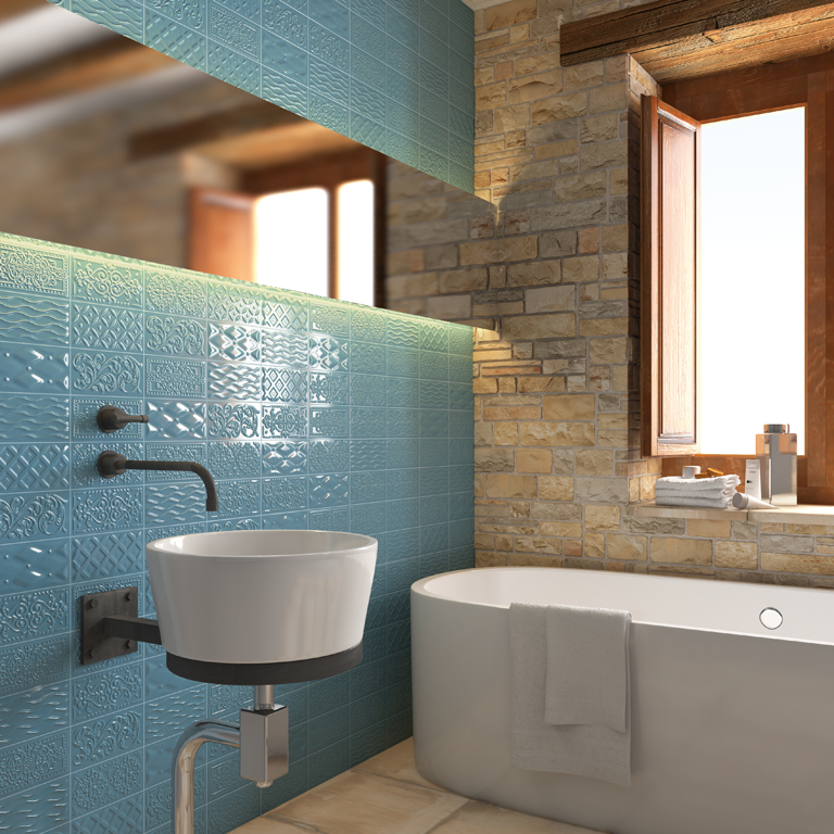 Beautiful Bathroom Wall Tile Trends In Ireland For 2017
