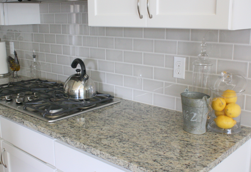 Light Grey Subway Tile Bathroom House Of The Week 4 3 Pictures To Pin